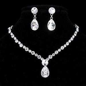 bijoux de mariage parure quotlucidaquot achat vente parure With parure en diamant pour mariage