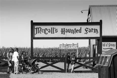 Mccall Pumpkin Patch 2017 by Mccall S Haunted Farm Patrick M Kelly