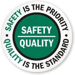 Quality and Safety Slogans