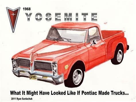 What If Pontiac Made Pickup Trucks? By