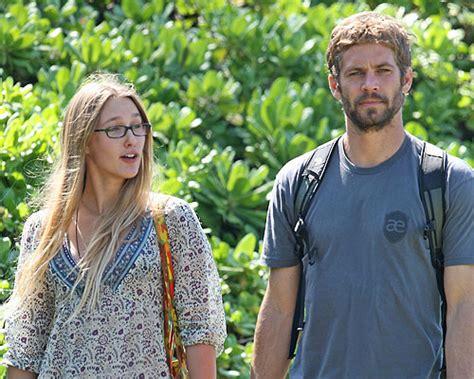 Hollywood: Paul Walker With His Girlfriend Jasmine