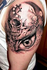 Upper Arm Tattoos for Men Designs, Ideas and Meaning ...