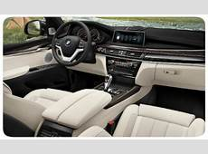 Does the BMW X5 have a third row?