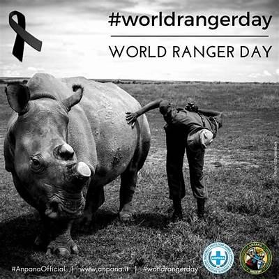 ANPANA ONLUS Official - #WorldRangerDayOggi il mondo