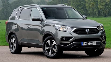 2018 SsangYong Rexton - more pictures revealed
