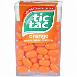 Tic Tac Orange Mints 1 oz