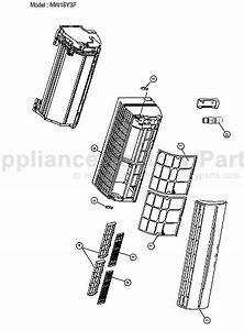 Parts For Mw18y3f
