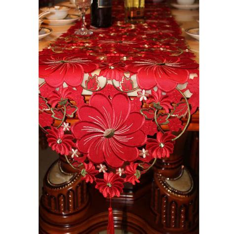 mexican table runners wholesale table runners cheap table decorations for christmas
