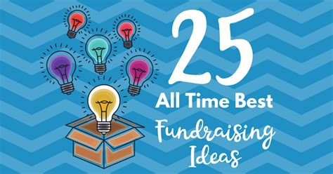 25 Best Fundraising Ideas Of All Time