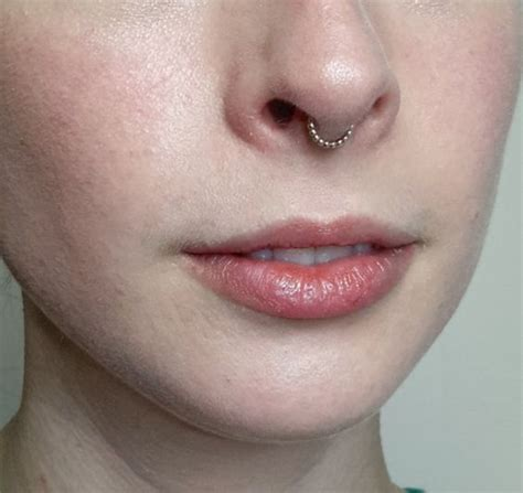 90 Septum Piercing Designs To Get In Line With Celebrities
