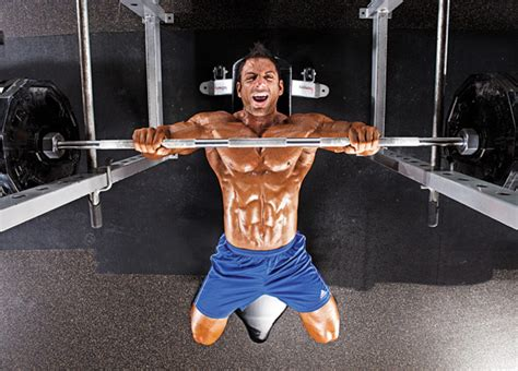 The Bench by 4 Exercises That Beat The Bench Press Performance