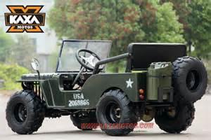 Mini Jeep Go Kart