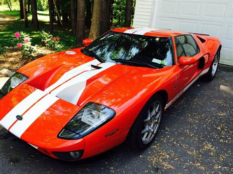 Ford Gt Sales by 2005 Ford Gt For Sale 2100982 Hemmings Motor News