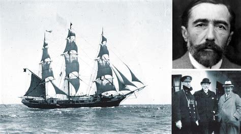 literary currents joseph conrad sail magazine