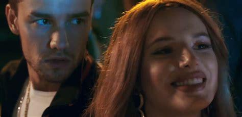 Bella Thorne Stars In Liam Payne's 'bedroom Floor' Music Video