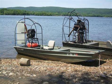 How To Build An Airboat by Mini Home Build Jon Boat Airboat 25 Hp Kohler Southern