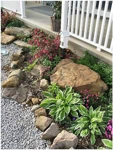 creer le plus beau jardin avec le gravier pour allee With idee allee de maison 14 idee de massif de jardin obasinc