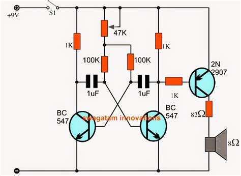 Sound Activated Remote Control Circuit Diagram