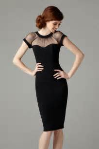 maggy london black illusion dress review popsugar fashion