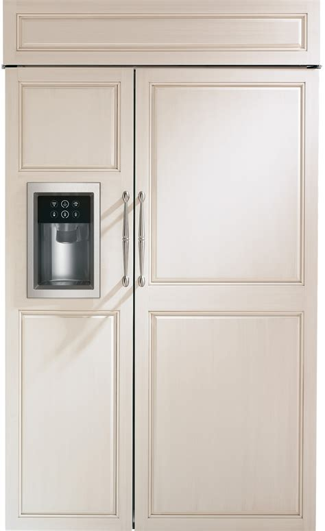 refrigerators that accept cabinet panels luxury refrigerators that accept cabinet panels