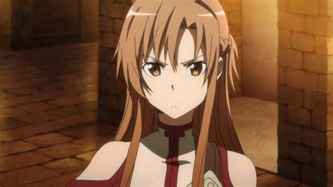 welche haarfarbe hat asuna aus sao copic ciao anime