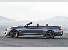 2015 BMW M4 Convertible Starts at $73,425 The Torque Report