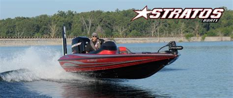 Stratos Bass Boats Dealers by Stratos Boats