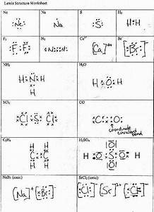 Molecular Geometry Practice Worksheet With Answers