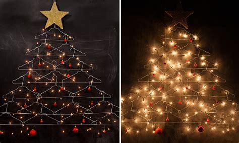do it yourself coat hanger christmas tree the us