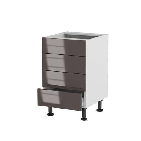 meuble cuisine largeur 55 cm meuble de cuisine largeur 50 cm