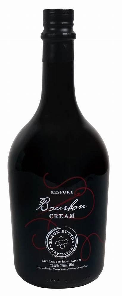 Cream Bourbon Button Bespoke Distilling Liquor Liqueur