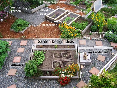 small garden design ideas on vertical gardens