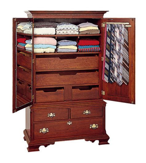 image of armoire cherry armoires
