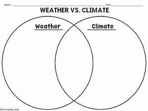 Weather And Climate Comparing  U0026 Contrasting Sorting