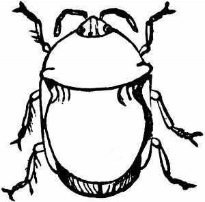 Black Bug | ClipArt ETC