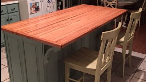 cherry butcher block island solid cherry butcher block island top by sulphurcreekcustoms lumberjocks com woodworking