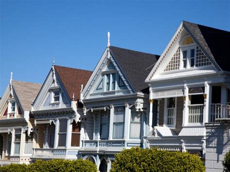 San Francisco-style Homes
