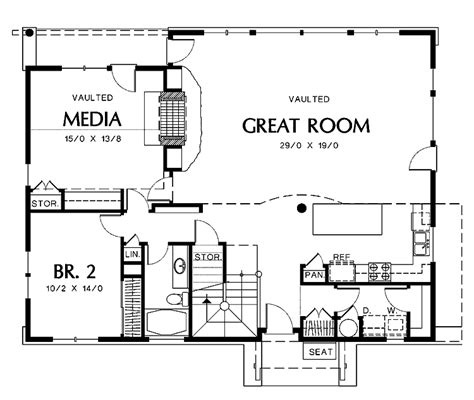 luxury home floor plans home floor plans with great room