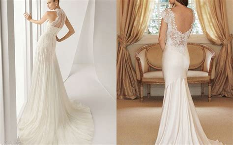 backless bridesmaid dresses wedding wednesday obsession backless wedding dresses