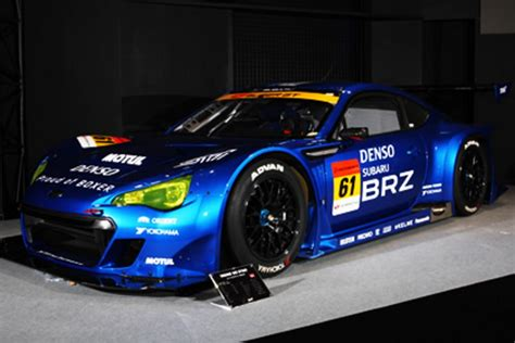 subaru brz racing 2012 subaru brz gt300 race car review top speed