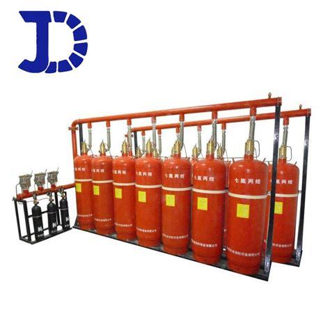 gas fire extinguishing system hazard source