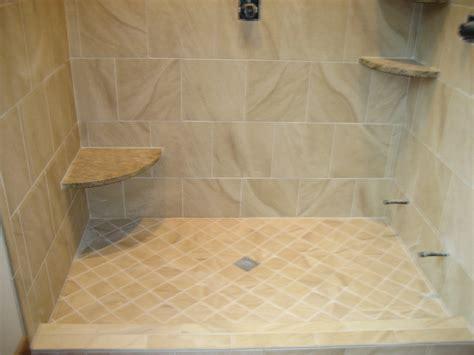 shower floor tiles
