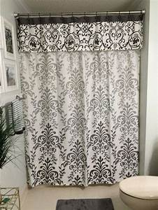 25 easy no sew valance tutorials guide patterns for Simple curtain patterns