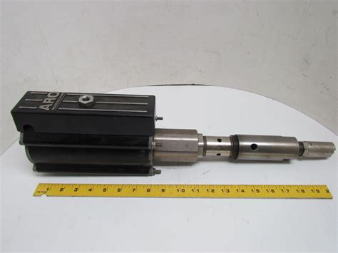 ir ingersoll rand aro 28 1 pneumatic air operated two piston ebay