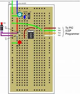 12f675 Tutorial 2   Switch Debounce Solution