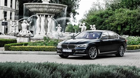 Bmw 7 Series Sedan Hd Picture by Images Bmw 7 Series G11 Sedan Black Auto 2560x1440