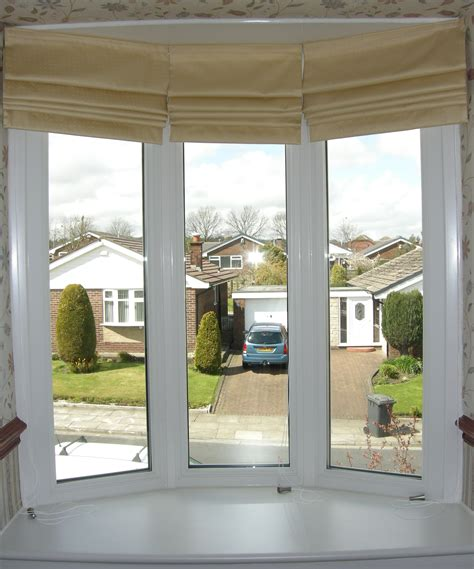 bay window blinds curtains for bay windows uk curtains blinds
