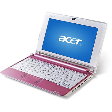 mini laptop computer acer aspire one mini laptop aoa150 1949 pink walmart com