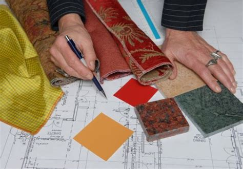 where does an interior designer work the important steps when working with a home designer