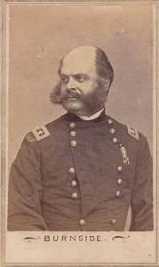 Union General Ambrose Burnside | Union Drummer Boy